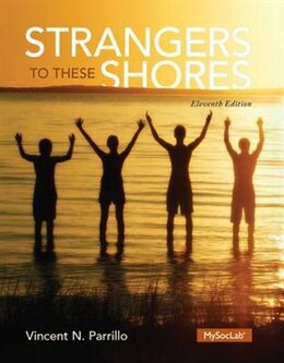 Book Strangers To These Shores by Vincent N. Parrillo