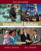 International Relations: 2013-2014 Update Plus New Mypoliscilab With Etext -- Access Card Package