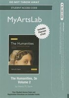 New Myartslab With Pearson Etext -- Standalone Access Card -- For The Humanities: Culture…