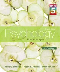 Psychology: Core Concepts With Dsm-5 Update