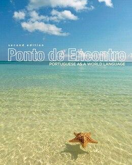 Book Ponto De Encontro: Portuguese As A World Language Plus Myportugueselab With Etext Multi Semester… by Clemence De Jouet-pastre