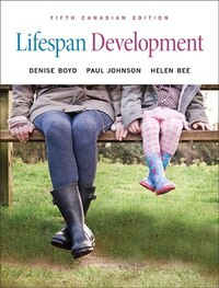 Lifespan Development, Fifth Canadian Edition Plus Mypsychlab With Pearson Etext -- Access Card…