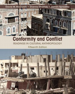 Book Conformity And Conflict: Readings In Cultural Anthropology by James W. Spradley