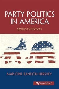 Book Party Politics In America by Marjorie Randon Hershey