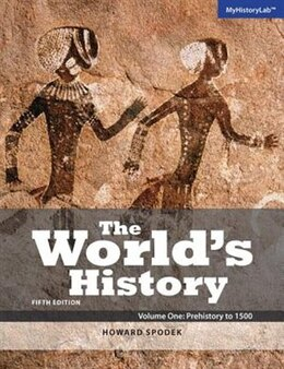Book World's History, The, Volume 1 by Howard Spodek