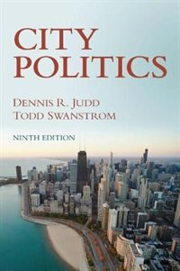 Book City Politics by Dennis R Judd