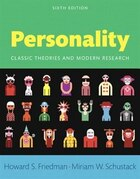 Personality: Classic Theories And Modern Research, Books A La Carte Edition