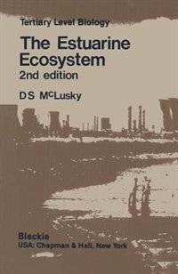 Book The Estuarine Ecosystem by Donald S. McLusky