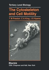 Book The Cytoskeleton and Cell Motility by Terence M. Preston