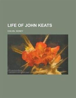 Book Life of John Keats by William Michael Rossetti