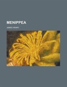 Book Menippea by James Henry