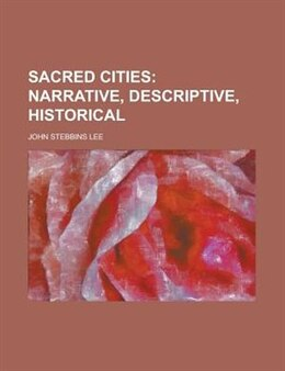 Book Sacred Cities by John Stebbins Lee