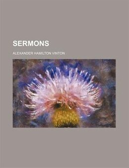 Book Sermons by Alexander Hamilton Vinton