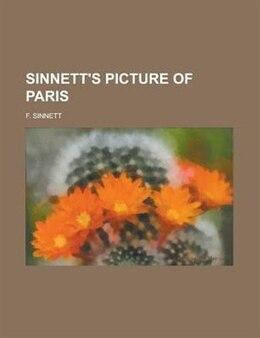 Book Sinnett's picture of Paris by F. Sinnett