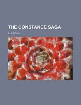 Book The Constance saga by A. B. Gough