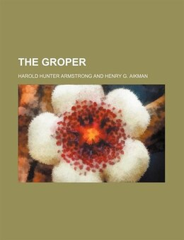 Book The groper by Harold Hunter Armstrong