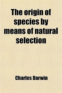 Book The origin of species by means of natural selection by Charles Darwin