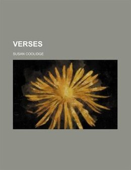 Book Verses by Susan Coolidge