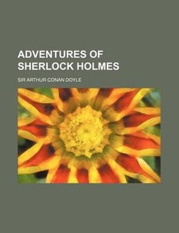Book Adventures of Sherlock Holmes by Arthur Conan Doyle