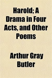 Book Harold by Arthur Gray Butler