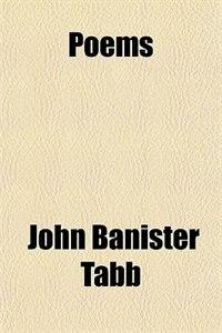 Book Poems by John Banister Tabb