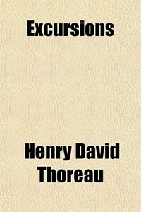 Book Excursions by Henry David Thoreau