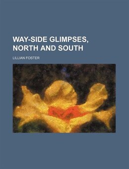 Book Way-side Glimpses, North and South by Lillian Foster