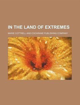 Book In the land of extremes by Marie Cottrell