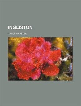 Book Ingliston by Grace Webster