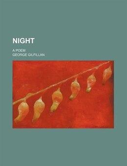 Book Night by George Gilfillan