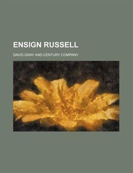 Book Ensign Russell by David Gray