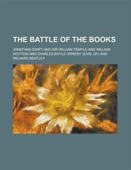 Book The battle of the books by Jonathan Swift