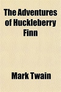 Book The Adventures of Huckleberry Finn by Mark Twain