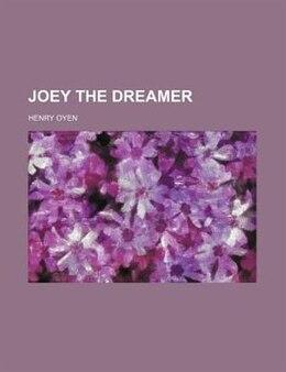 Book Joey the dreamer by Henry Oyen