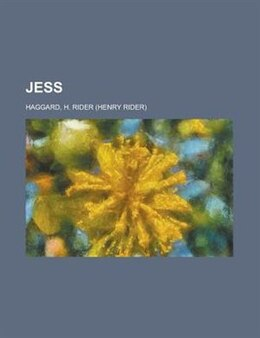 Book Jess by James Matthew Barrie