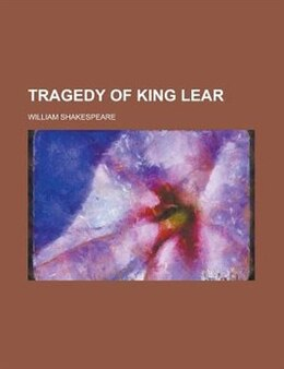 Book Tragedy of King Lear by William Shakespeare