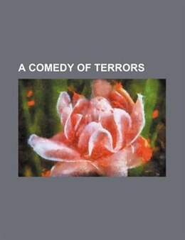 Book A Comedy of Terrors by James De Mille