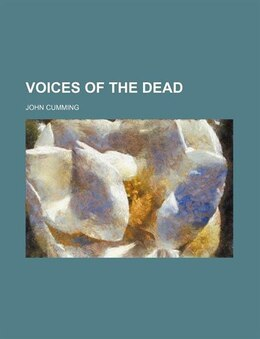 Book Voices of the dead by John Cumming
