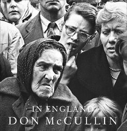 Book In England by Don Mccullin