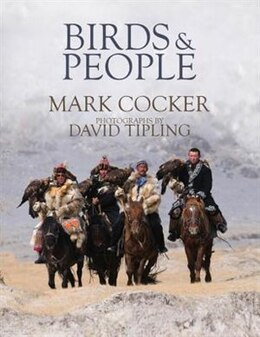 Book Birds & People by Mark Cocker
