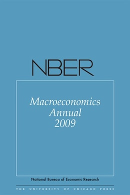 Book Nber Macroeconomics Annual 2009: Volume 24 by Daron Acemoglu