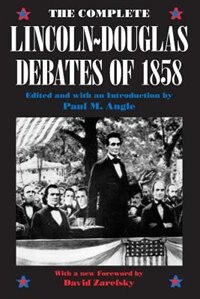 Book The Complete Lincoln-Douglas Debates of 1858 by Paul M. Angle
