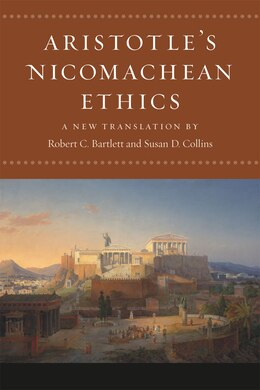 Book Aristotle's Nicomachean Ethics by Aristotle