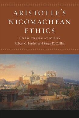 Book Aristotle's Nicomachean Ethics by Aristotle