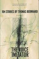 Book The Voice Imitator by Thomas Bernhard