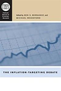 Book The Inflation-targeting Debate by Ben S. Bernanke