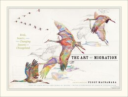Book The Art Of Migration: Birds, Insects, And The Changing Seasons In Chicagoland by Peggy Macnamara