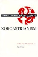 Book Textual Sources for the Study of Zoroastrianism by Mary Boyce
