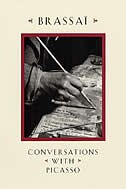 Book Conversations with Picasso by Brassai