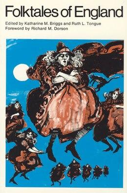 Book Folktales of England by Katharine M. Briggs